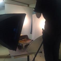 ケータリングの秋メニューのお料理撮影をしました!