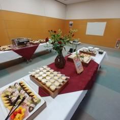 福岡市中央区の企業様で35名のケータリングを行ないました。