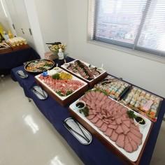福岡市博多区の企業様で50名のケータリングを行ないました。