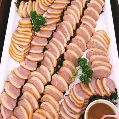 メニュー紹介⑤ 鴨肉の酢味噌